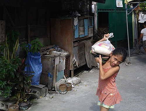 Christmas Packages for Families in the Philippines