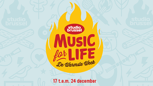 Set up an action for Ayude via Music for Life!